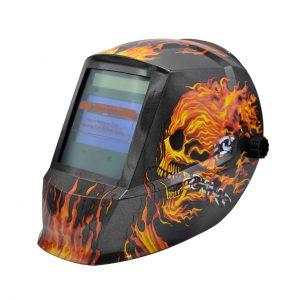 کلاه ماسک اتوماتیک مدل KY630N  طرح Angri sprit