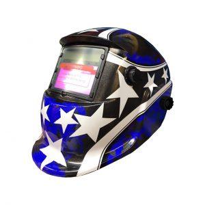 کلاه ماسک اتوماتیک مدل ADF-206S طرح Star
