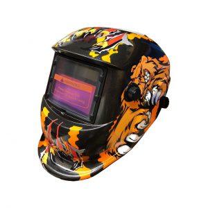 کلاه ماسک اتوماتیک مدل ADF-206S طرح Bear