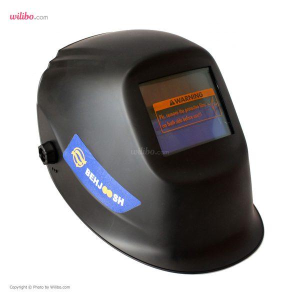 کلاه ماسک اتوماتیک بهجوش مدل ADF615S