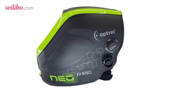 کلاه ماسک اتوماتیک Optrel مدل neo p550