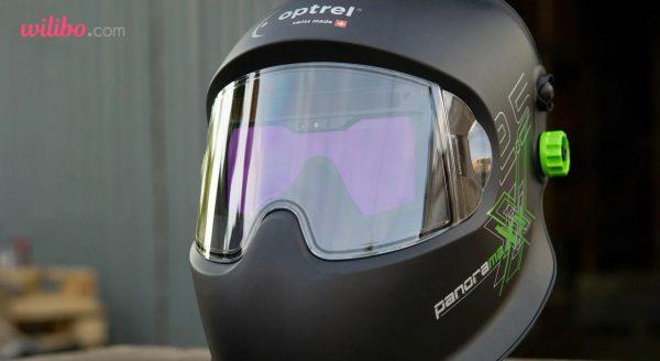 کلاه ماسک اتوماتیک Optrel مدل پانورامکس
