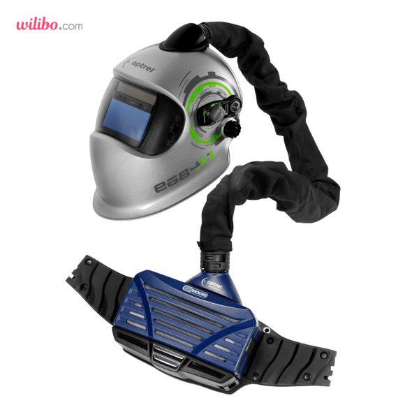 سیستم حفاظت تنفسی Optrel مدل  e3000 + e684