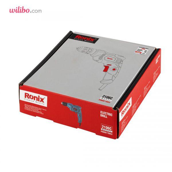 دریل 400 وات اتوماتیک رونیکس مدل 2106C