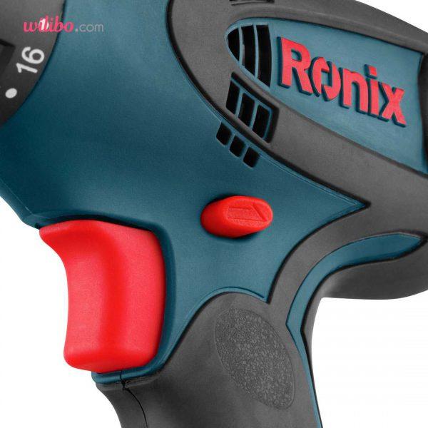 پیچ گوشتی برقی ترکمتردار 280 وات رونیکس مدل 2513