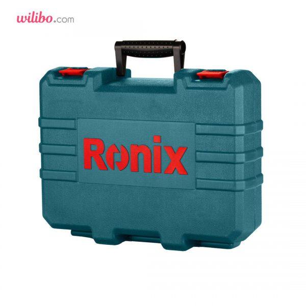 دریل شارژی 12 ولت رونیکس مدل 8512