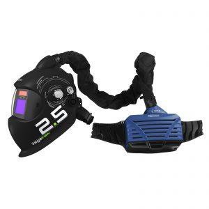 سیستم حفاظت تنفسی Optrel مدل  e3000 + vegaview2.5