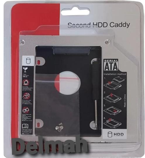 تبدیل دی وی دی به هارد Super Slim 9.5mm