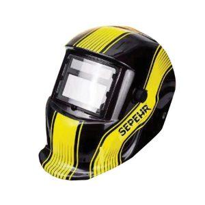 کلاه ماسک اتوماتیک سپهرجوش مدل sm01